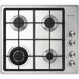 Fisher & Paykel CG604CNGX2 600mm Natural Gas Wok Cooktop