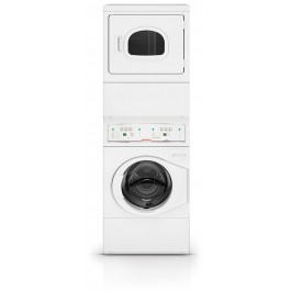 Speed Queen LTEE5A Stacked Commercial 9.5kg Washer and 9kg Dryer