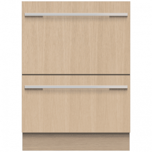 Fisher & Paykel 600mm integrated Double DishDrawer DD60DI9