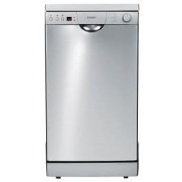 Haier HDW9TFE3SS2 450mm Compact Dishwasher