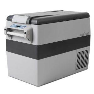 Glacio 45L Portable Fridge & Freezer Cooler Grey PFN-E-WEA-M-GR