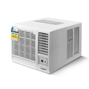 Devanti 2.7kW Window Air Conditioner Cooling Only WAC-09H-WH
