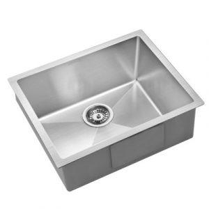 540x440mm Stainless Steel Kitchen Sink Nano Under/Topmount Sinks Laundry SINK-NA-5444-SI