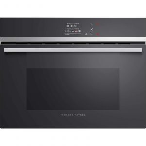 Fisher and Paykel 60cm Built-in Combination Microwave Oven OM60NDB1