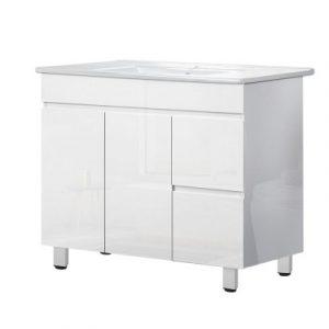 Cefito 900mm Bathroom Vanity BV-YQ04-900-WH-ABC