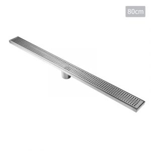800mm Stainless Steel Shower Grate SSG-SQUARE-800