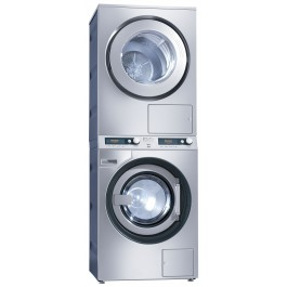 Miele Stacked Commercial 8kg Washer / 8kg Dryer PWT6089LP
