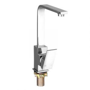 Kitchen Mixer Tap - Silver TAP-A-82H35-SI