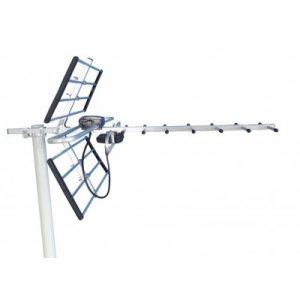 Digital TV Outdoor Antenna Aerial UHF VHF FM V63-824691