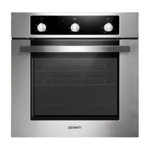 60cm Electric Built in Wall Oven Convection Grill Stove Stainless Steel BIO-B-5F-BD2M-SS