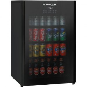Schmick 108L Outdoor Beverage Fridge With Blast Chill Mode HUS-EX108