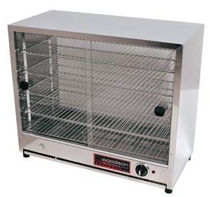 Woodson Pie&Food Display 5 Shelf/1 sided door 100 Pie Capacity W.PIA100
