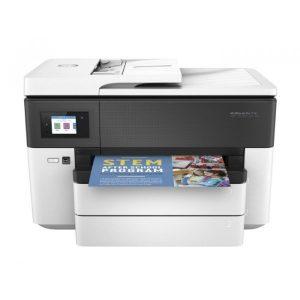 HP Oj Pro 7730 Wide Format Aio Printer A3 A4 22ppm Blk 18ppm Clr Fax Wifi star Pt=50