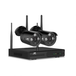 UL-TECH 1080P 4CH Wireless Security Camera NVR Video CCTV-WF-CLA-4C-2B