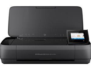 HP OfficeJet 250 (CZ992A) Mobile AIO Printer A4 9PPM BLK 3.6PPM STAR PT = 50