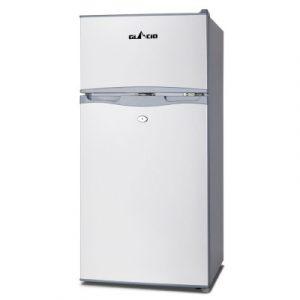 Glacio 100L Portable Bar Fridge Freezer Cooler 12V/24V/240V Caravan PFN-F-100L