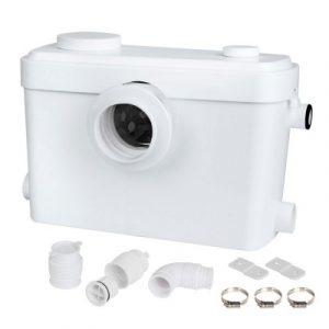 Automatic Macerator Sewage Waste Pump 600W Flush Toilet Shower Sink Bathroom PUMP-MAC-600