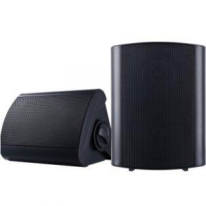 150W Home Marine 2-Way Speakers with Powerful Bass SPK-WALL-MUB1035