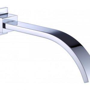 180mm Bath Spout Polished Chrome Finish V63-826441