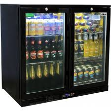 Commercial Fridge & Wine Storage
