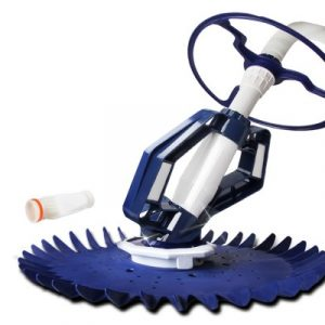 Aquabuddy Automatic Swimming Pool Cleaner with 10m Hose PO-CL-S3-BUWH-DIA