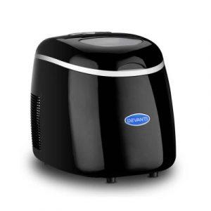 Devanti 2L Portable Ice Cube Maker Black IM-ZB-01-BK