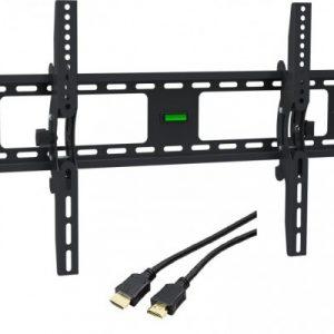 "37-70"" Slim Plasma LED LCD TV Wall Mount Bracket V63-822751"