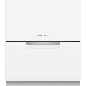 Fisher & Paykel Double DishDrawer™ Dishwasher 14 Place Settings Sanitise DD60DCW9