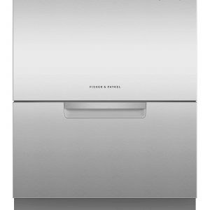 Fisher & Paykel Double DishDrawer™ Dishwasher 14 Place Settings Sanitise DD60DCX9
