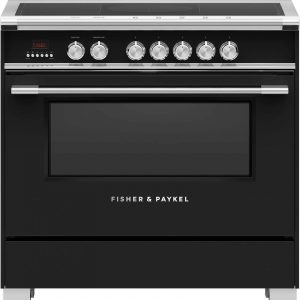 Fisher & Paykel 90cm Freestanding Electric Induction Cooker Oven/Stove OR90SCI4B1