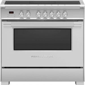 Fisher & Paykel 90cm Freestanding Induction Cooker OR90SCI4X1