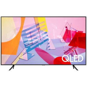 Samsung55 Inch Q60T 4K UHD HDR Smart QLED TV QA55Q60TAWXXY