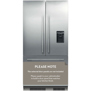 800mm Integrated French Door Ice & Water Refrigerator RS80AU1