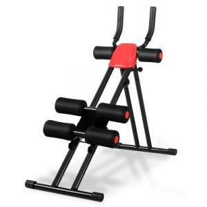 Fitness Abdominal Waist Trainer Cardio Machine Weight Body Shaper Sit Up Yoga Bench FIT-J-AB-BENCH