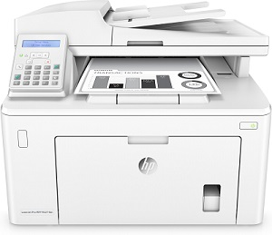 HP Laserject Pro M227FDN Mono Mfp A4 28Ppm Duplex Network FAX G3Q79A