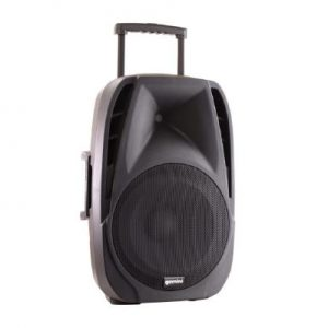 Gemini ES-15TOGO 800W Portable PA speaker system Bluetooth 2 x Wireless microphones
