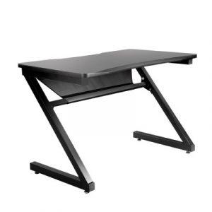 Artiss Gaming Desk Carbon Fiber Style Study Office Computer Laptop Racer Table GTABLE-Z02-BK