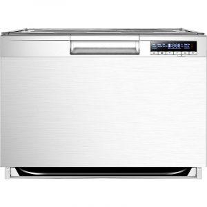 Omega 60CM Single Draw Integrated Dishwasher OSD607X