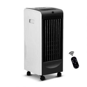 Devanti Evaporative Air Cooler - Black EAC-01-RC-BK