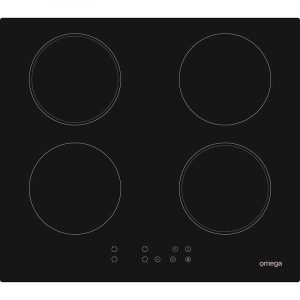 Omega OCI64PP 60cm 4 Zone Induction Electric Cooktop