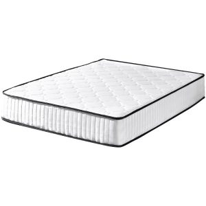 DREAMZ Double Size 5 Zoned Pocket Spring Bed Mattress MS1003-d