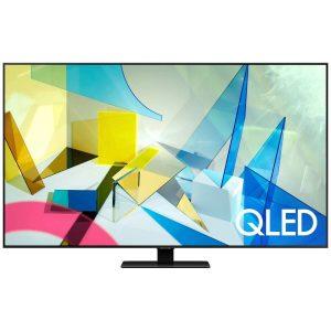 Samsung 85 Inch Q80T 4K UHD HDR Smart QLED TV QA85Q80TAWXXY