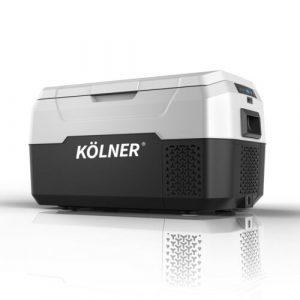 Kolner 20L Portable Fridge Cooler Freezer Camping Refrigerator Black fdg-yge-20l-bk