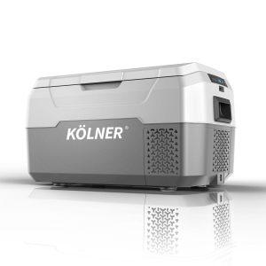 Kolner 20L Portable Fridge Cooler Freezer Camping Refrigerator Grey fdg-yge-20l-gy