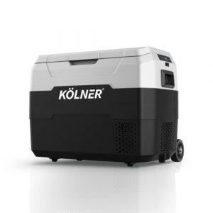 Kolner 50L Portable Fridge Cooler Freezer Refrigerator w/ Trolley fdg-yge-50l-tr