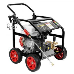 Kolner 9000 389cc 5000psi Petrol Engine High Pressure Washer 20m Hose Cleaner hpw-k9000