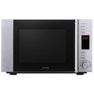 Omega OM30CX 30L Grill & Convection Microwave Oven