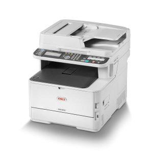 OKI MC363dn Colour A4 26-30ppm Network AirPrint 4-in-1 Multi Function Printer 46403504