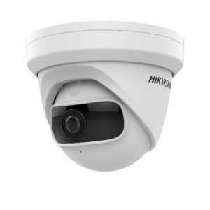 Hikvision DS-2CD2345G0P-I Turret 4MP 1.68mm 180 Degrees Extreme Wide Angle Lens