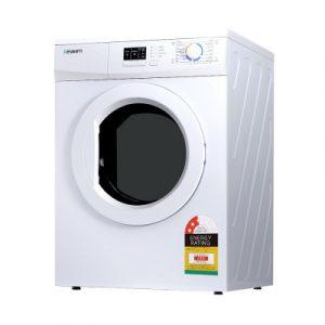 Devanti 7kg Vented Tumble Dryer - White TD-C-7KG-WH